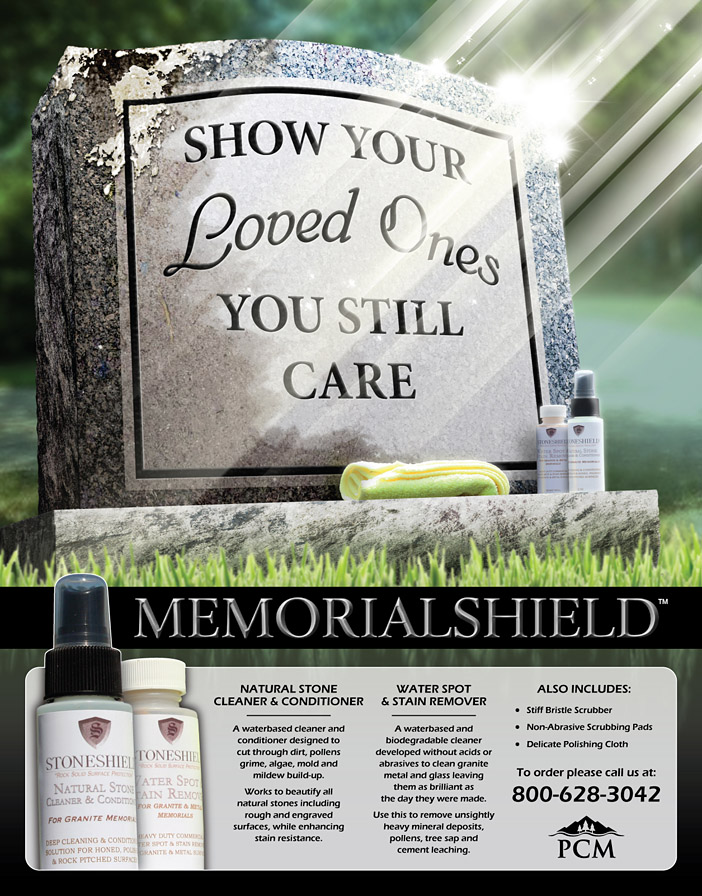 Cleaning Marble Headstones : Memorial cleaning kits headstone pacific